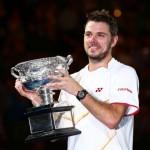 Stanislas Wawrinka -Australian Open 2014