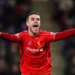 Jordan Henderson, capitanul lui Liverpool