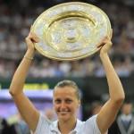 Petra Kvitova, Wimbledon 2014