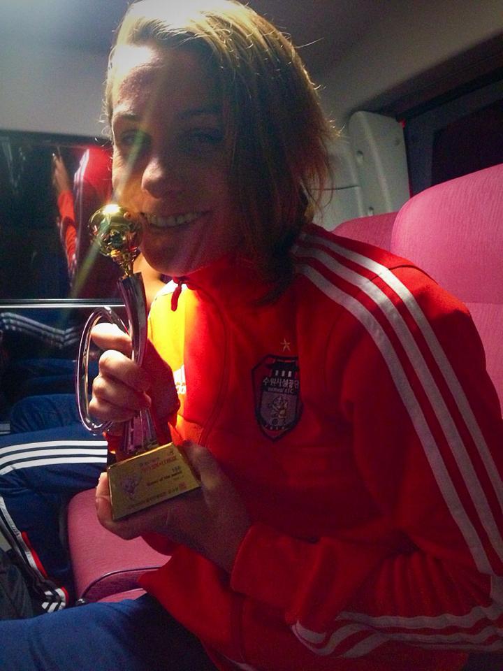laura rus trofeu