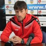 Marius Stoica, antrenor CS Mioveni