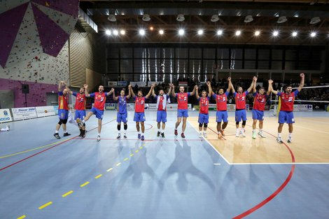Volleyball Gfca Ajaccio