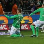 Alexander Sodelund, marcator contra lui Lyon