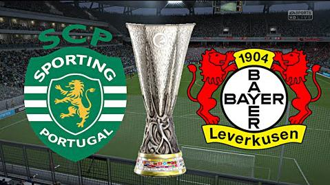 sporting vs leverkusen