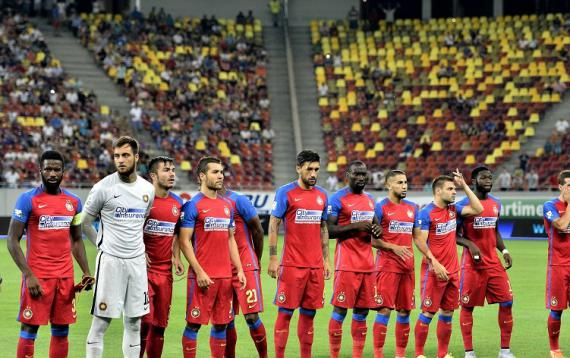 steaua vs voluntari
