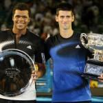 Australian open 2008, Tsonga&Djokovic