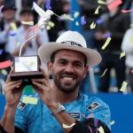 Victor Estrella Burgos, campion in 2015 la Quito