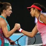 Simona Halep-eliminata in primul tur la Australian Open