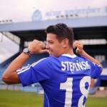 Mariusz Stepinski-12 goluri pentru Ruch