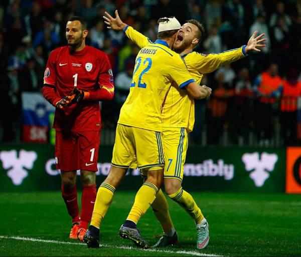 Ponturi pariuri fotbal Amicale - Ucraina vs Tara Galilor