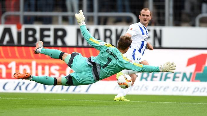 Fortuna Dusseldorf vs Karlsruher