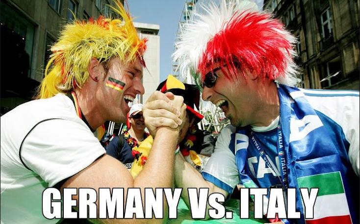 Ponturi pariuri fotbal Amicale - Germania vs Italia