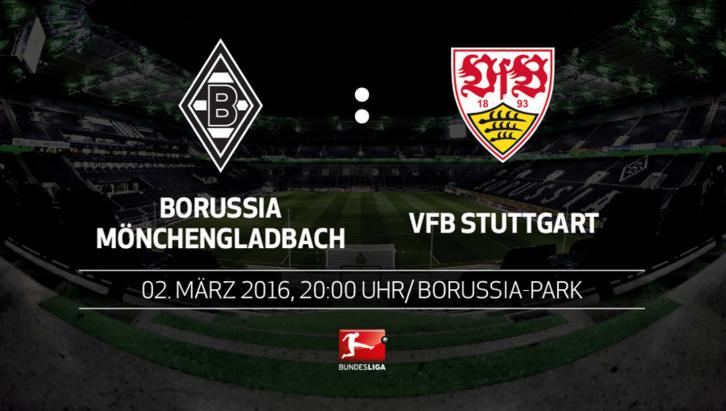 Borussia Monchengladbach vs VFB Stuttgart