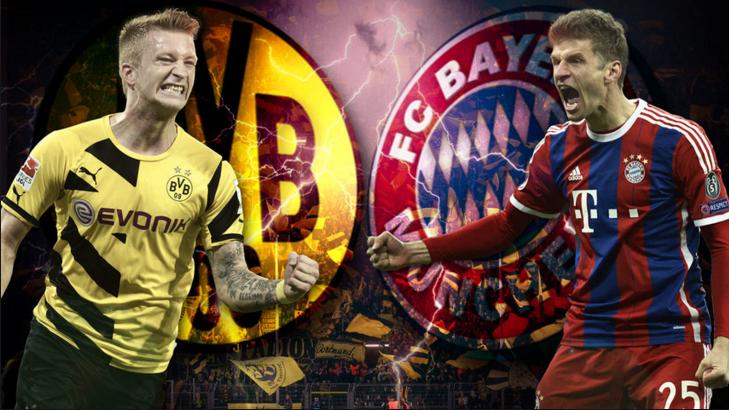 Borussia Dortmund vs Bayern Munchen