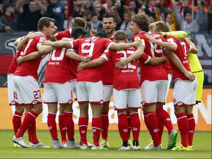 FSV Mainz vs Darmstadt