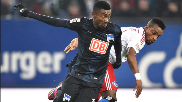 Hamburger SV vs Hertha Berlin
