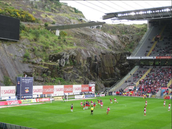 Sporting Braga vs FC. Porto