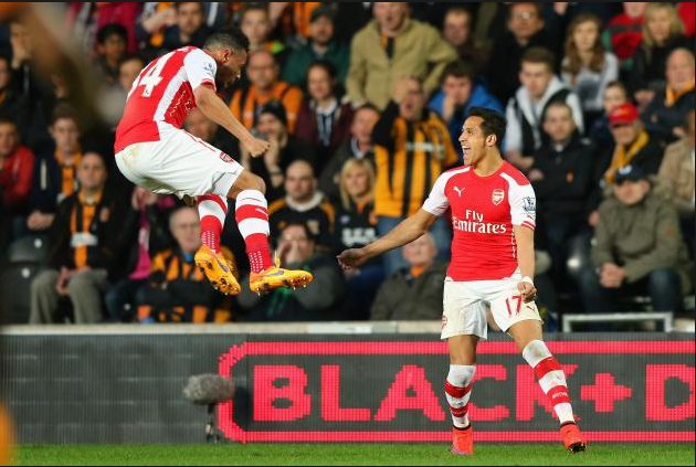 Hull City vs Arsenal Londra