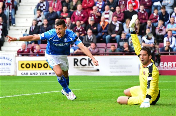 St. Johnstone vs Inverness