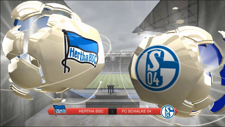 Hertha Berlin vs Schalke 04