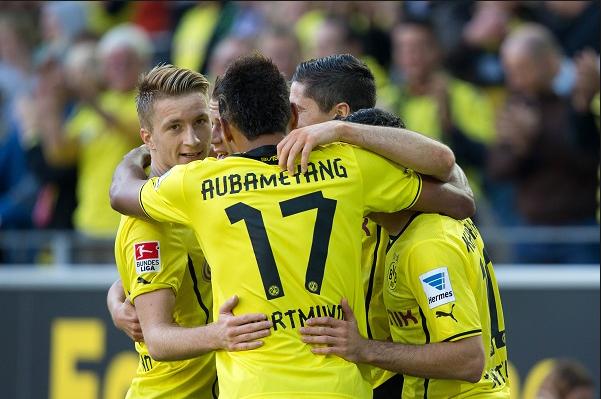 Ponturi pariuri fotbal Bundesliga - Dortmund vs FSV Mainz