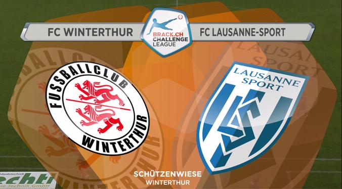 Ponturi pariuri fotbal Elvetia - Winterthur vs Lausanne