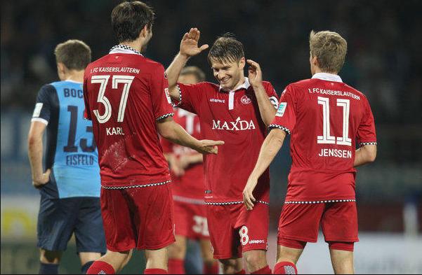 Ponturi pariuri fotbal 2.Bundesliga - Kaiserslautern vs Bochum