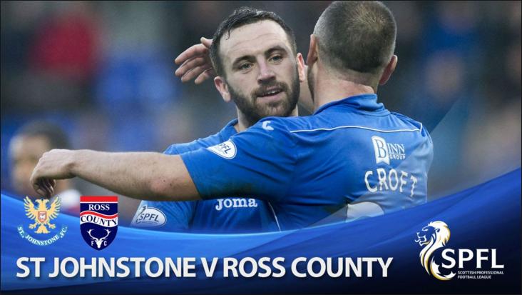 Ponturi pariuri fotbal Scotia - St. Johnstone vs Ross County