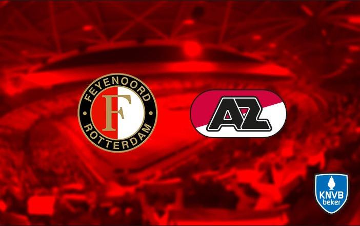Feyenoord Rotterdam vs AZ Alkmaar