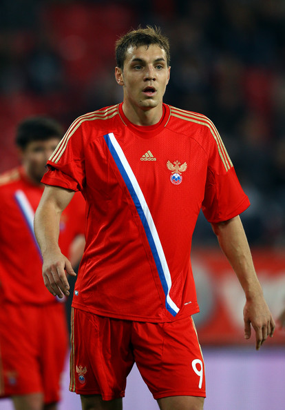 Artem Russia  city images : Artem Dzyuba Greece v Russia International dYWHIqWapQel | SuperPont