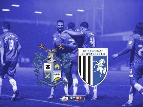 Ponturi pariuri fotbal - Bury vs Gillingham