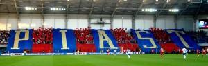 Ponturi pariuri fotbal Polonia. Galeria lui Piast Gliwice