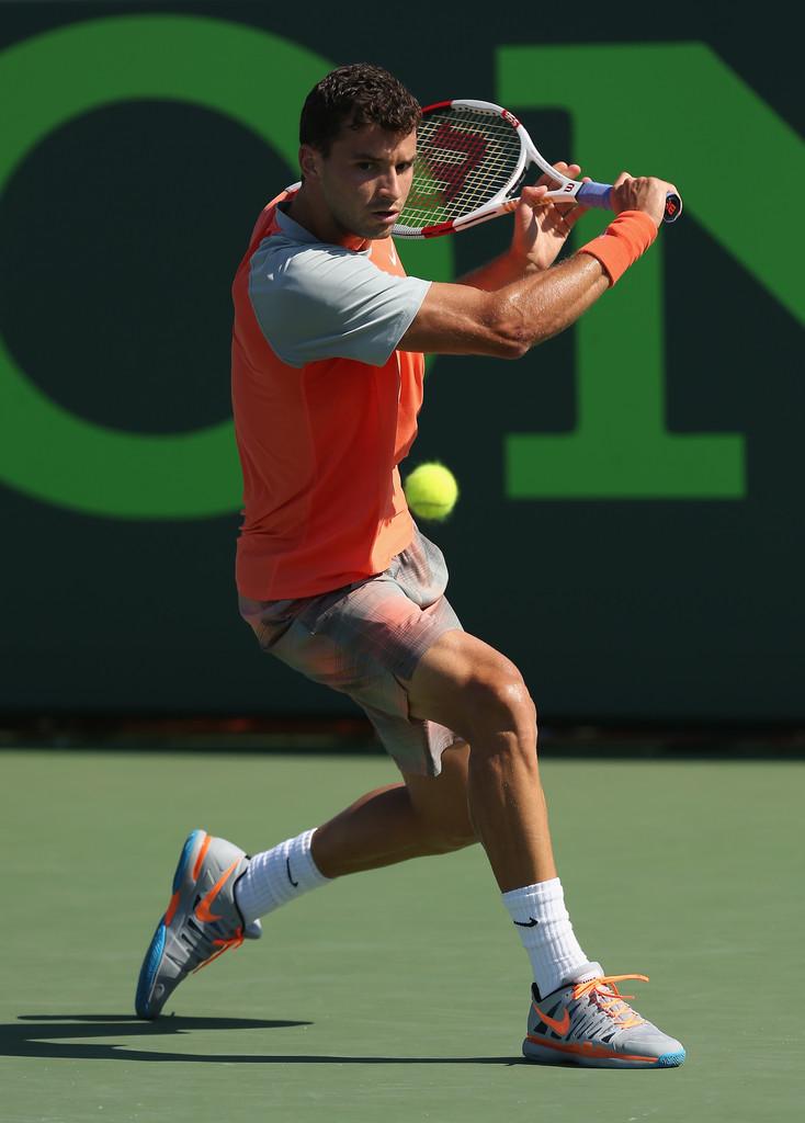 Ponturi pariuri tenis Monfils vs Cuevas si Dimitrov vs Murray