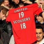 United 19 Liverpool 18-numar de titluri in Premier League