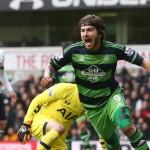 Alberto Paloschi-marcator impotriva lui Tottenham