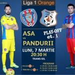 Ponturi pariuri Liga 1 - ASA vs Pandurii