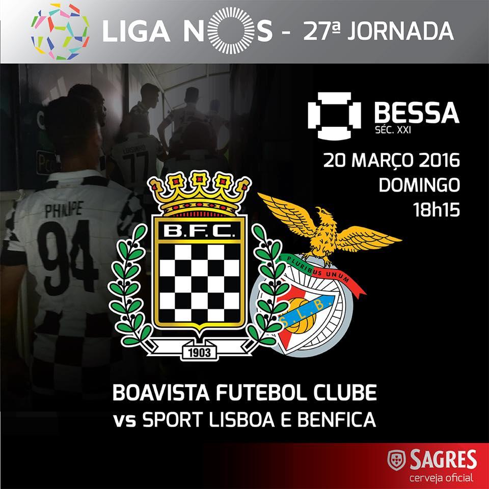 Ponturi pariuri fotbal – Boavista vs Benfica