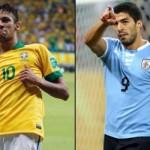 Ponturi pariuri fotbal – Brazilia vs Uruguay