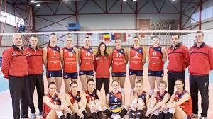 Echipa reprezentativa de la Volei Alba Blaj