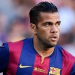 Dani Alves-suspendat pentru aceasta partida