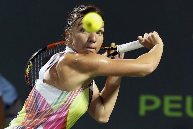 Ponturi pariuri tenis WTA Simona Halep vs Heather Watson