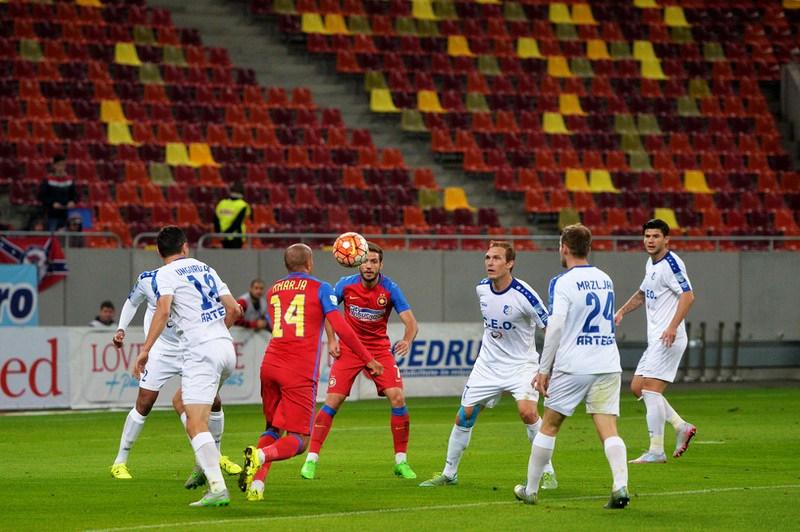 Ponturi pariuri fotbal Pandurii vs Steaua Bucuresti
