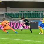 Roxana Oprea in meciul din Liga Campionilor cu Verona