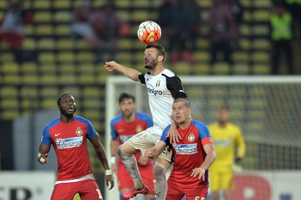 Ponturi pariuri fotbal Romania- Situatie play-off