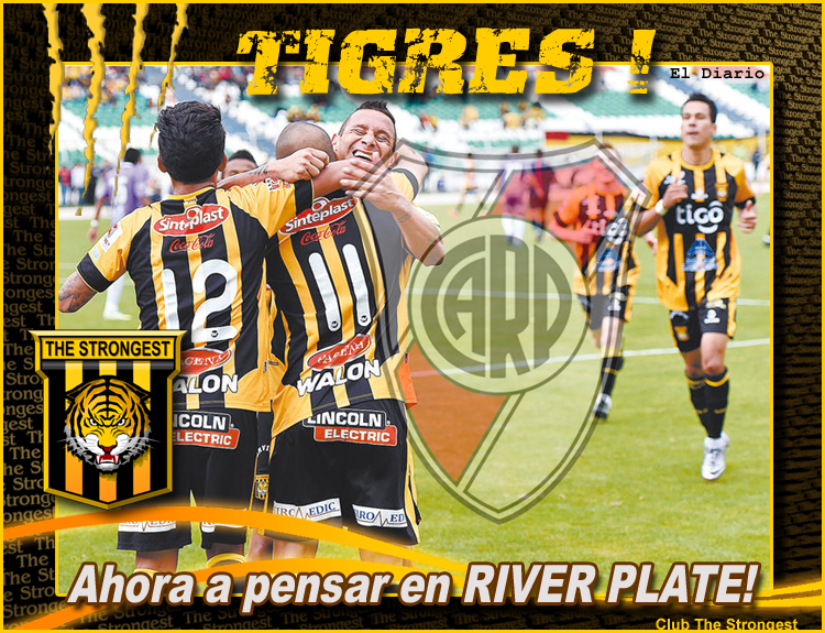 Ponturi pariuri fotbal – Club Strongest vs River Plate