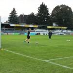 Stadionul unde evolueaza Roxana in Austria