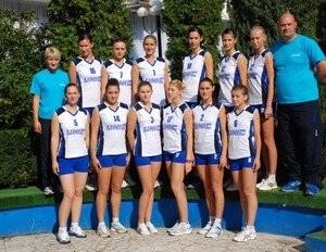 Volei feminin. Romania