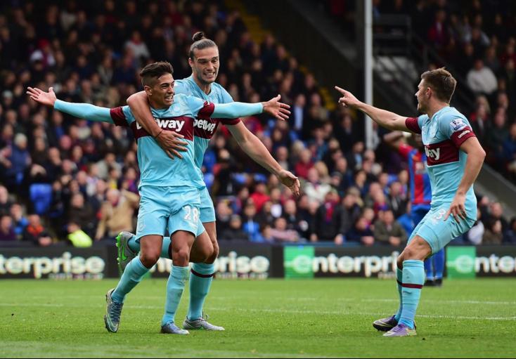 Ponturi pariuri fotbal Anglia - West Ham vs Crystal Palace