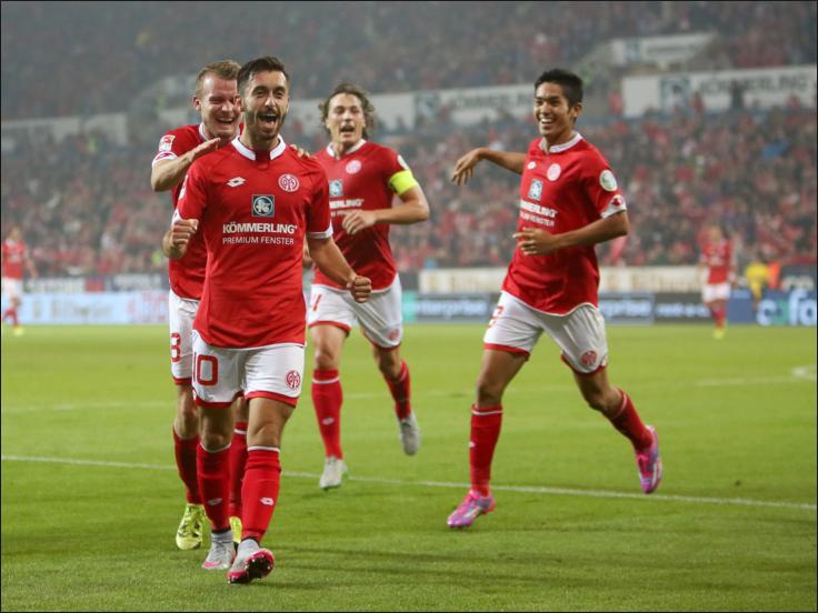 Ponturi pariuri fotbal Bundesliga - Frankfurt vs FSV Mainz