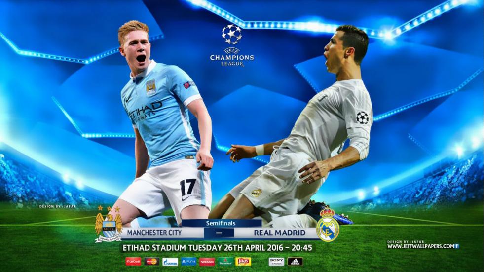 Ponturi pariuri UCL - Manchester City vs Real Madrid